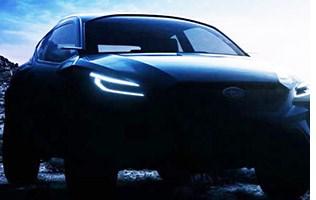 "Subaru Teases Latest ""Viziv"" Concept"