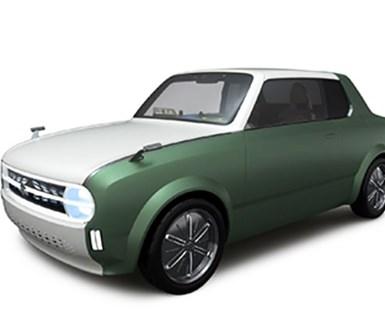 Suzuki Readies Hybrid, Autonomous Concepts