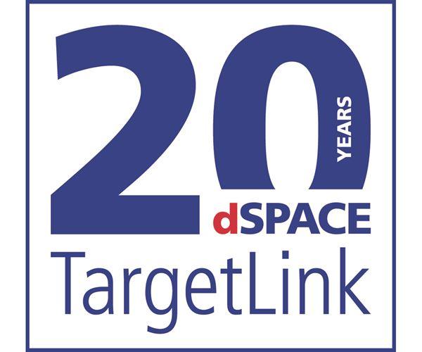 dSPACE TargetLink Celebrates 20th Anniversary image