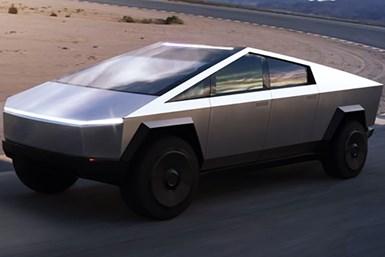 Musk Touts Cybertruck's Aerodynamics