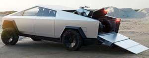 Tesla Zeros in On Texas for Cybertruck Factory