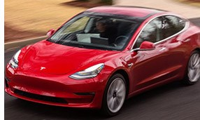 Tesla Model 3 Tops Consumer Reports Satisfaction Poll