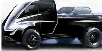 Prototype Tesla Pickup May Get 2019 Reveal