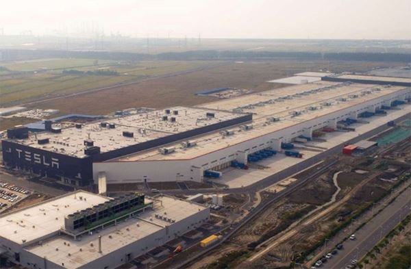 Tesla to Supply EVs to Europe from China image