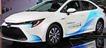 Toyota Corolla Hybrid Rated at 52 MPG