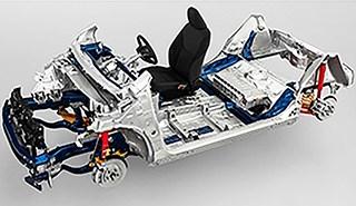 Toyota Flexes New Small Car Platform
