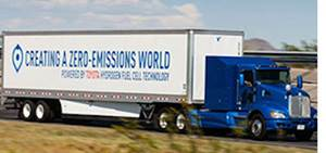 Consortium Targets Components for Fuel Cell Trucks