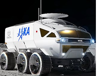 Toyota Shoots for the Moon with Fuel Cell Lunar Rover