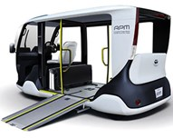 Toyota to Supply 200 Electric Shuttles for 2020 Olympics