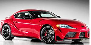 Toyota Supra Breaks Cover