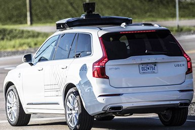 Uber Prepares to Map Dallas for Self-Driving Cars