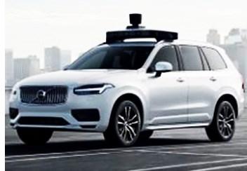 Uber Forms Robo-Taxi Board