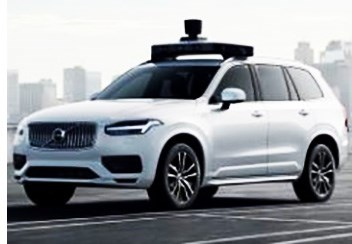 "Uber, Volvo Unveil ""Production-Ready"" Autonomous Car"