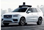 """Uber, Volvo Unveil """"Production-Ready"""" Autonomous Car"""