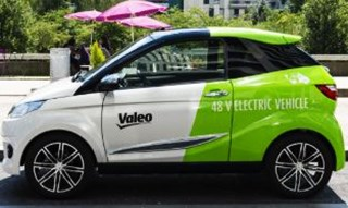 Dana, Valeo Team Up on 48-Volt Hybrid Tech