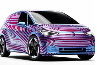 "VW Names Electric Hatchback the ""ID.3"""