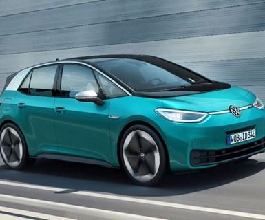 VW Unveils ID.3 EV