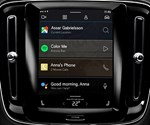 Volvo EV Gets Advanced Connectivity Features