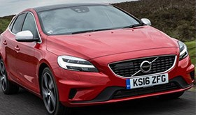 Volvo to Add Sporty Crossover in Place of V40 Wagon
