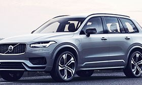 Volvo Mulls Bigger—and Smaller—Crossovers