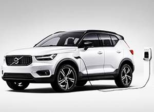 Volvo Adds Plug-In Hybrid XC40 Crossover
