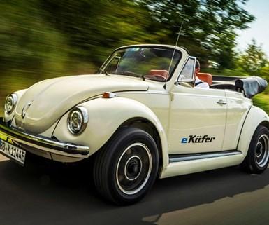 German EV Retrofitter Expands Beetle Business