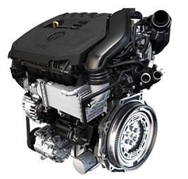 VW Mulls Improved 4-Cylinder Engine for U.S.