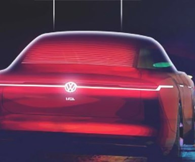 New VW Electric Concept to Get L.A. Reveal