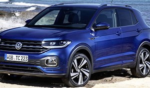 VW T-Cross to Get Coupe Treatment?