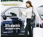 VW Launches EV Car-Sharing Service in Germany