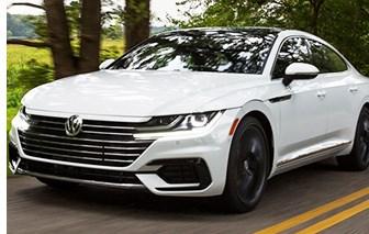 VW Arteon Debuts in U.S., at Last