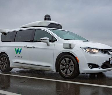 New Waymo Tests Target Wet Florida Weather