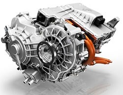 ZF Touts 2-Speed Electric Drive System