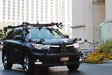 Zoox to Add Autonomous Testing in Las Vegas