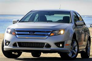 Ford Recall Targets Brake System Flaw