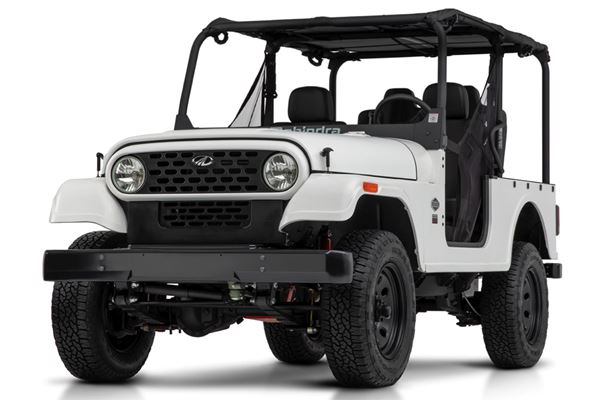 ITC to Rule on Jeep-Mahindra Spat image