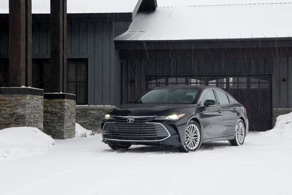 2021 Toyota Avalon Hybrid Limited image