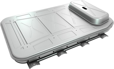electric vehicle battery enclosure