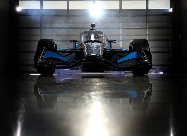 """INDYCAR Adds Polycarbonate """"AEROSCREEN"""" to Vehicles image"""