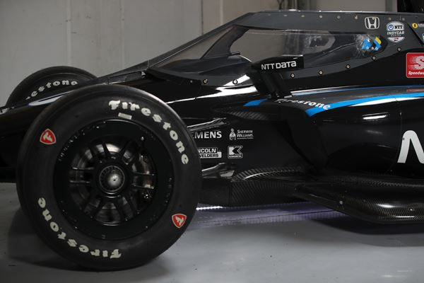 "INDYCAR Adds Polycarbonate ""AEROSCREEN"" to Vehicles image"