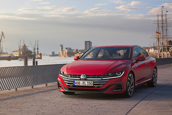 VW Arteon Advances image