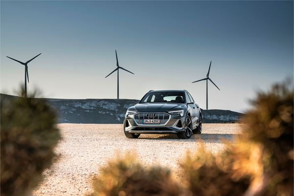 Audi Electric Investments Continue image