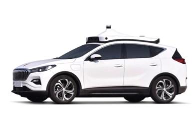 Baidu's Apollo Go autonomous taxi