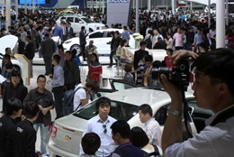 Beijing Auto Show to Open Next Month