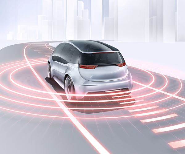 Bosch Announces Production-Ready Lidar image