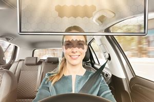 Bosch Aims to Reinvent the Sun Visor