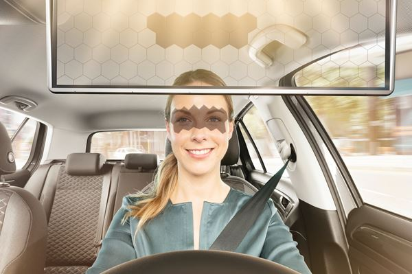 Bosch Aims to Reinvent the Sun Visor image