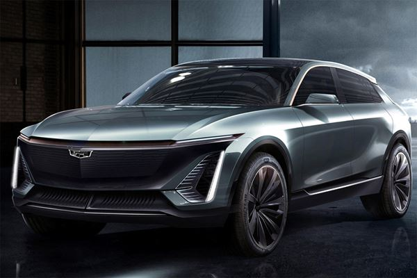 Cadillac Delays EV Debut, Citing Virus Outbreak image
