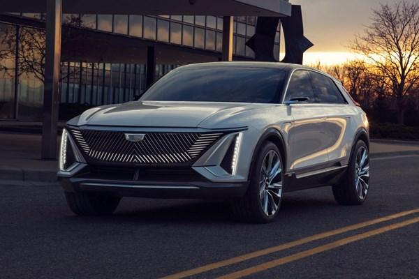 GM Cranks Up EV Push in China