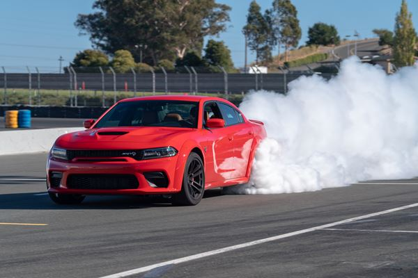 Dodge Takes Another Victory (at J.D. Power) image